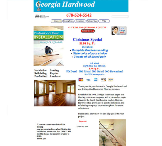Georgia-Hardwood-Original-Site